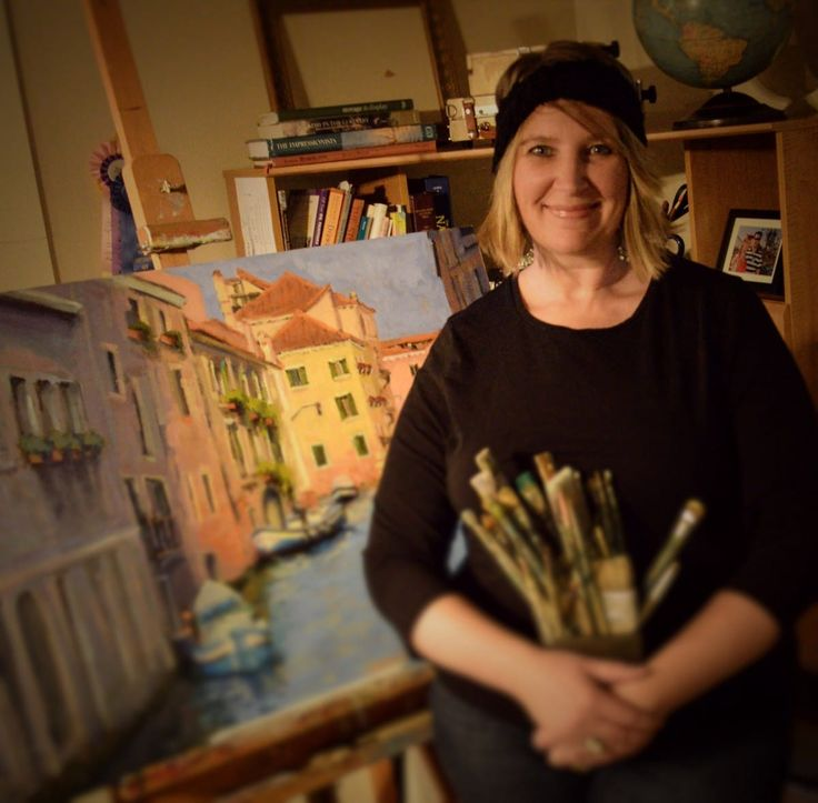 Read our latest artist interview with Kristina Sellers, an award-winning American impressionist painter. Find out about where Kristina seeks her inspiration, only on FineArtSeen.