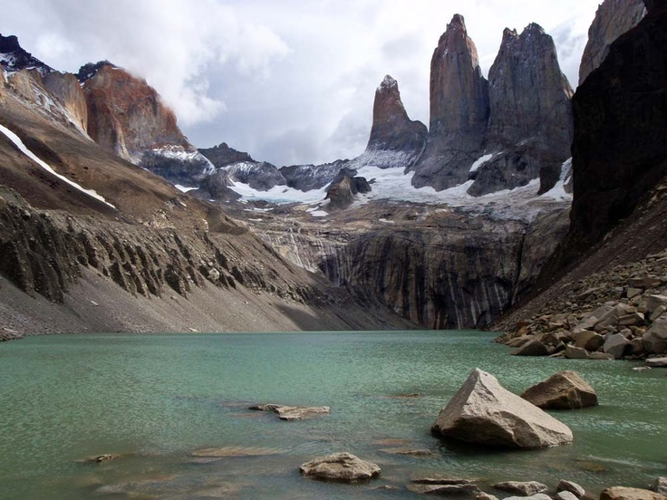 Torres del Paine, Chile | Lugares Fantásticos: Torres Del Paine – Chile