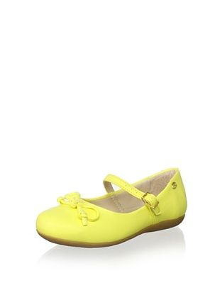50% OFF Pampili Kid's Mary Jane (Lime)