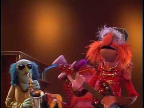 """The Muppet Show: Floyd, Dr Teeth & Zoot - """"New York State of Mind"""""""