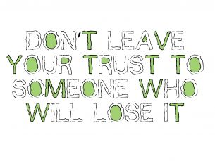 Quotes about Life Trust