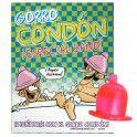 GORRO CONDON HINCHABLE.  Gorro en forma de condón hinchable.  Ideal para fantasías y bromas en despedidas de soltero. Precio: 3,08€