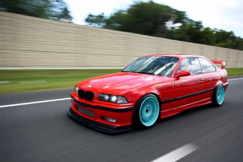 Bmw E36 M3 Tbilisi Posts: E36 M3 -- Hellrot Red.
