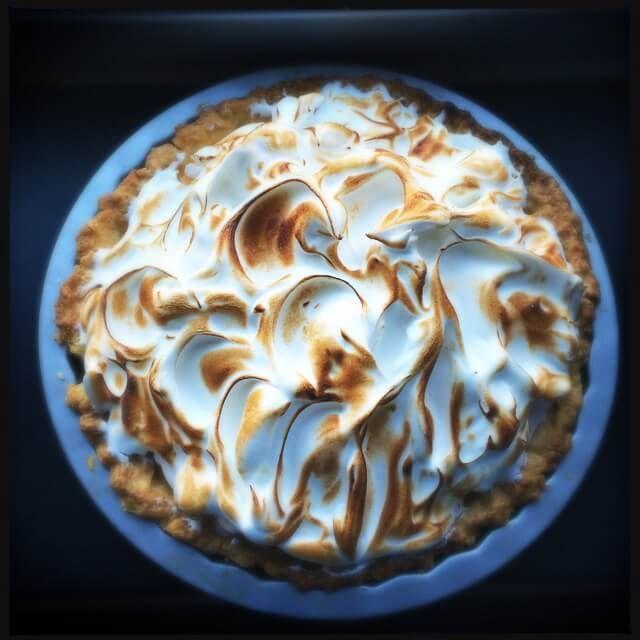Citroen meringue taart | Koken met Kennis