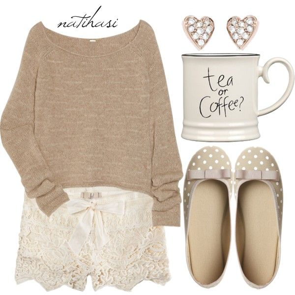 """""""Too Sick for School Home Outfit"""" by natihasi on Polyvore"""
