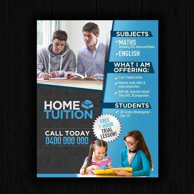 12 best tutoring pamphlets images on pinterest