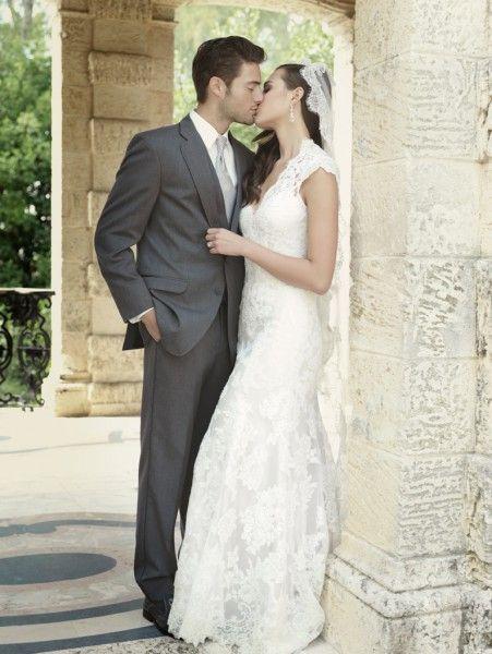 10 mandamientos para escoger el traje de novio perfecto: Un novio bien vestido siempre hara brillar aun mas a la novia en el gran dia. Fotos Allure Men.