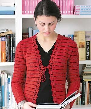 free pattern  http://www.allaboutyou.com/craft/pattern-finder/crochet-patterns/crochet-for-women/crochet-a-lacy-edged-cardigan-free-pattern-55705