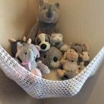 Toy hammocks provide an immediate, cost-effective way to hold all those soft toys and teddy Bears in place. Also suitable for other lightweight toys. https://parentinghub.co.za/directory/listing/toy-hammocks-by-shelly/