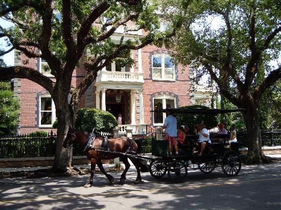 Calhoun Mansion, Charleston, SC