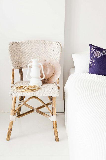 Bamboo chair Riviera Maison Styling Linda van der Ham, Photo Petronellanita  Sanoma Media/ ariadne at Home magazine
