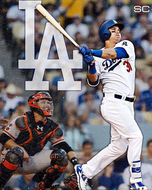 Joc Pederson's 2-run HR lifts Dodgers over Giants, 3-1.  LA has now won 6 of their last 7 at home vs San Francisco. 4/17/2016