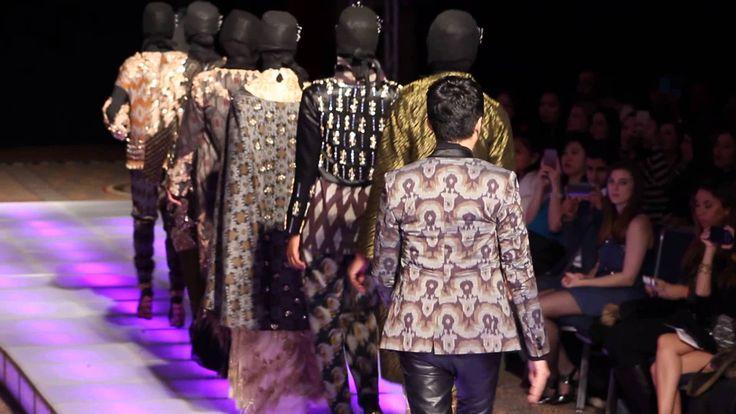 Couture Fashion Week, NYC: Designs by Zaskia Sungkar, Barli Asmara, and ...