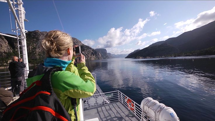 See the Lysefjord and the Pulpit Rock on our tour from Stavanger. Cruise and tour. Book online here!