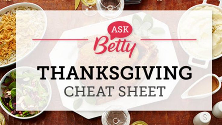 Here are the answers to your most frequently asked (and Googled!) questions when planning and preparing Thanksgiving dinner.