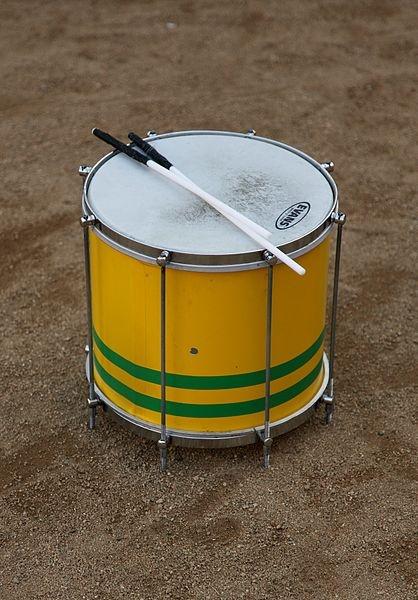 Samba drum - flydime.