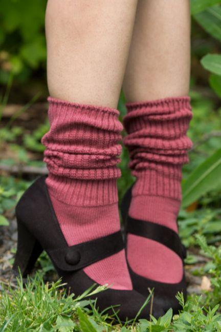 Harajuku Slouch Socks