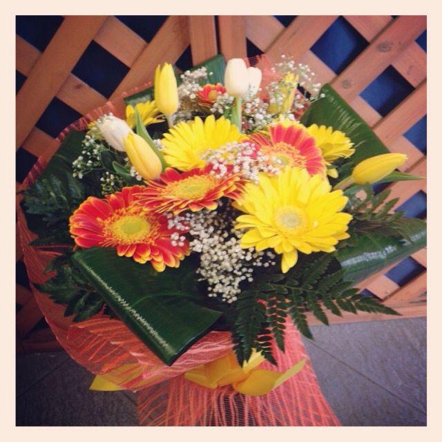 Bouquet Pedrocchi www.fioreriasarmeola.com