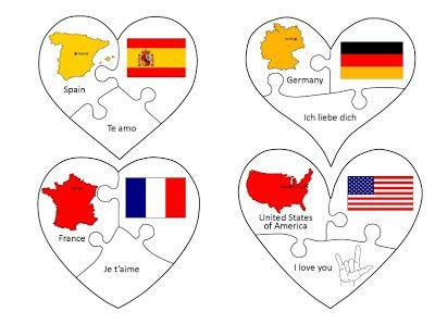 Love in 4 Languages
