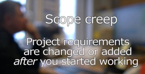 Caution: Make sure you avoid unnecessary scope creep during ERP software deployment