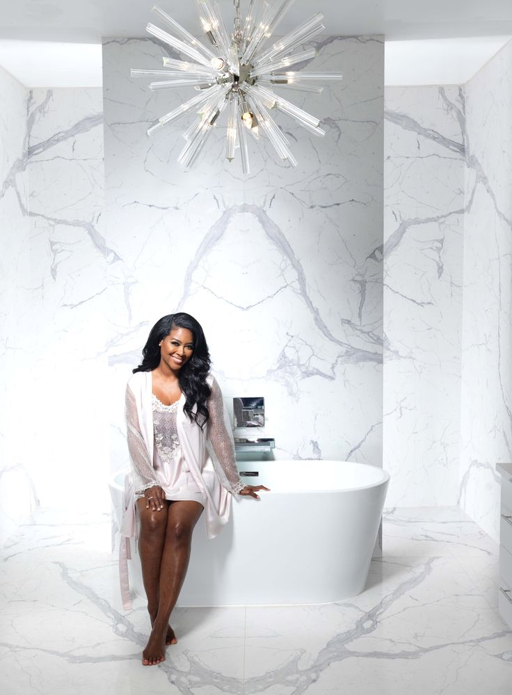 Best 25 kenya moore ideas on pinterest curly hair with for Bathroom designs kenya