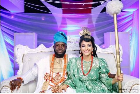 Sophie Rammal And Wale Alakija In New Photos - Celebrities - Nigeria