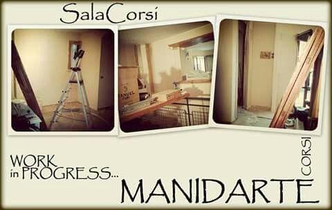 Nuova sala corsi a Rimini. ..per info Silvia@dinuzzo.it
