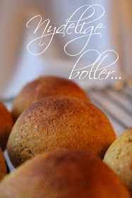 Mat for sjelen...: Nydelige Lavkarbo-Boller...