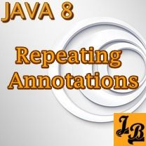 Java 8 supports duplicate annotations on a declaration using Repeating Annotations feature. Checkout in this tutorial how to define repeating annotations using @Repeatable annotation.
