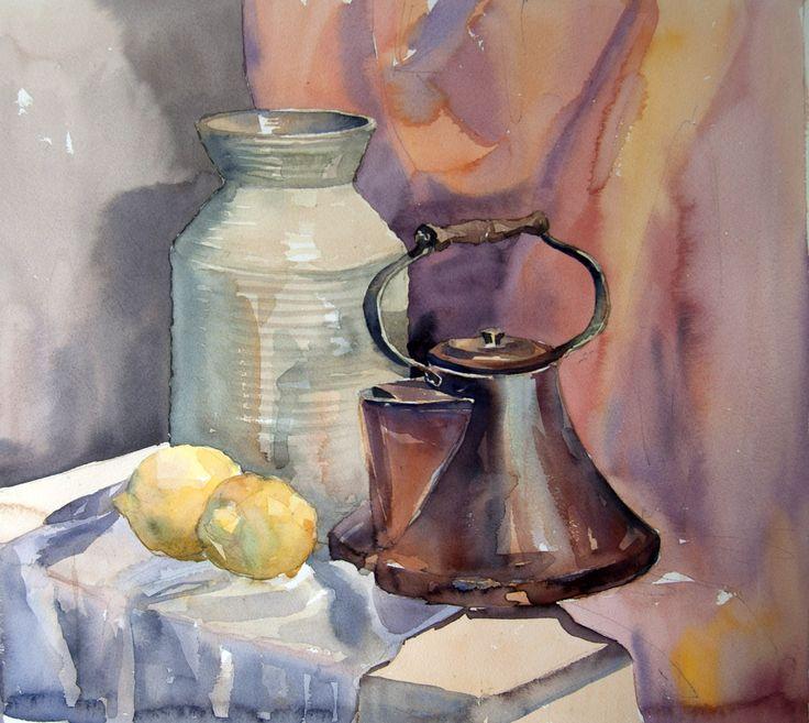 master watercolor techniques naturmort - Google Хайлт