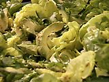 Picture of Boston Lettuce Avocado Salad and Lime Dressing Recipe: Food Network, Avocado Salads, Side Dishes, Limes Dresses, Lettuce Avocado, Dresses Recipe, Avocado Dresses, Dave Lieberman, Boston Lettuce