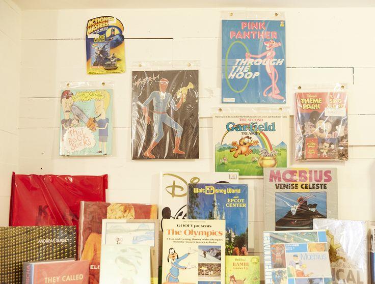 Eastpak City Guides, the Shimokitazawa-tokyo travelblog @eastpak