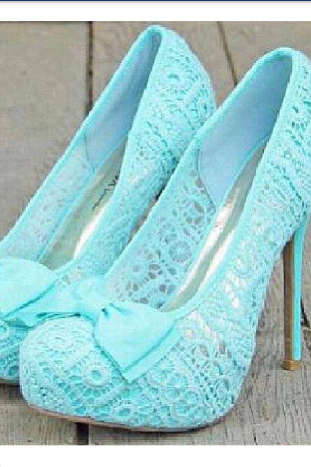 Cute Lace Shoes