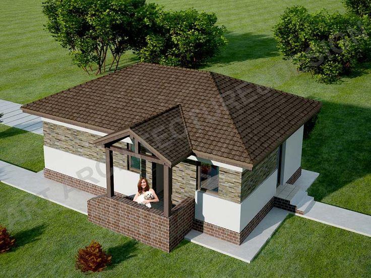 Proiecte de case si vile | Modele de Case | Modele de Vile | Casa Americana