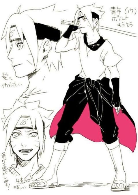 Épinglé sur Naruto  Épinglé sur N...