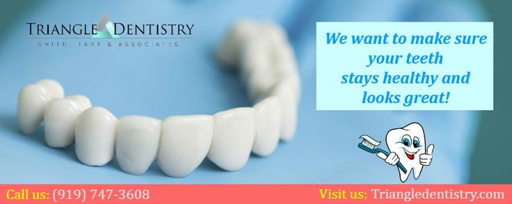 Triangle Dentistry provides a top dental care with the best dentists and specialists committed to the highest standards of oral health care. For more details, call us (919) 747-3592 or Visit our website.