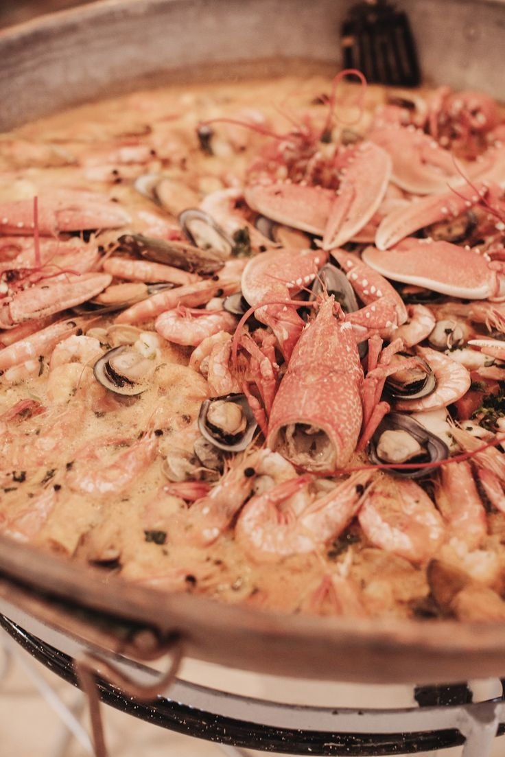 Estoril Open Dinner Cataplana - Casa do Marquês #catering #food #dinner #buffet #event #estoril #cataplana #casadomarques