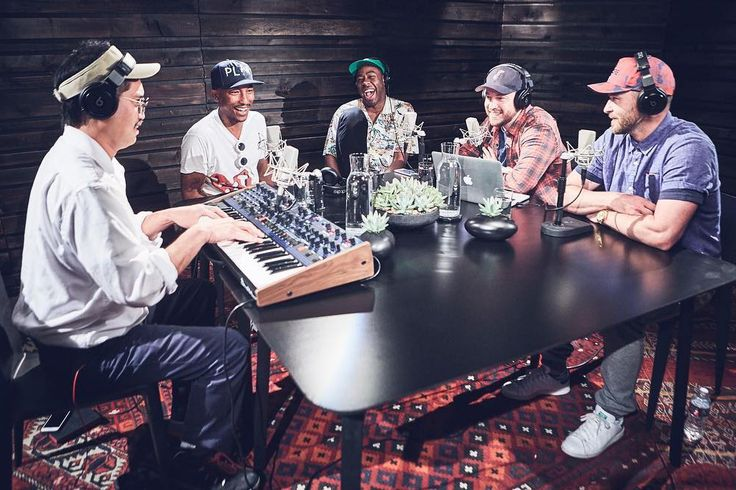 Tyler, The Creator, Justin Timberlake and Chad Hugo Join Pharrell on the OTHERtone's Latest Installment