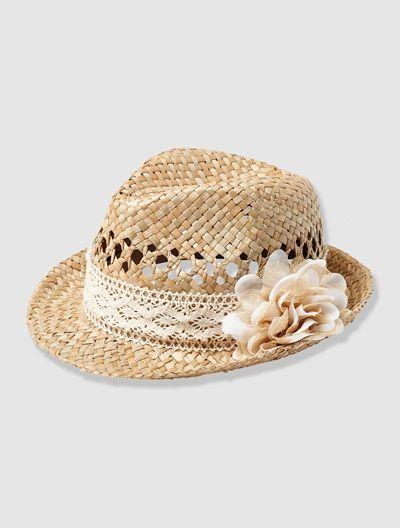 Chapéu para menina