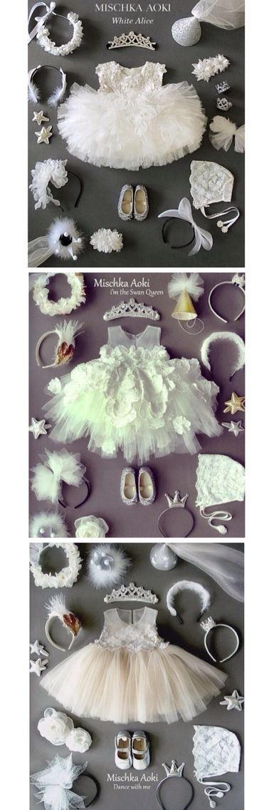 Mischka Aoki- luxury children's brand