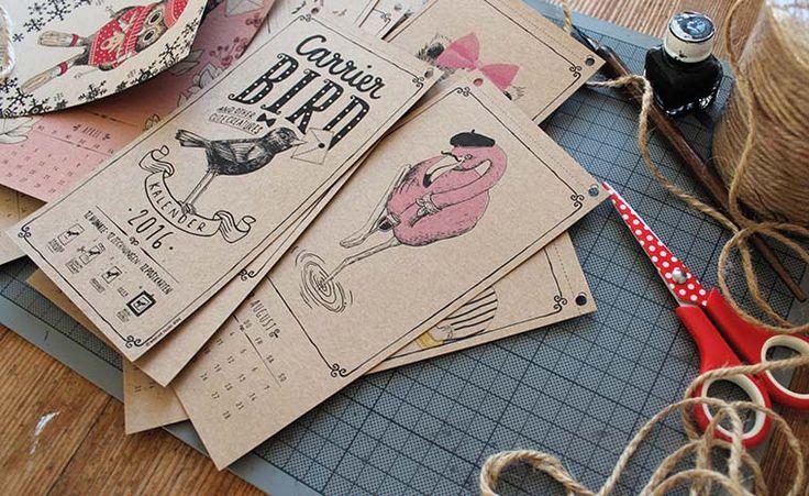 carrierbird_postkartenkalender