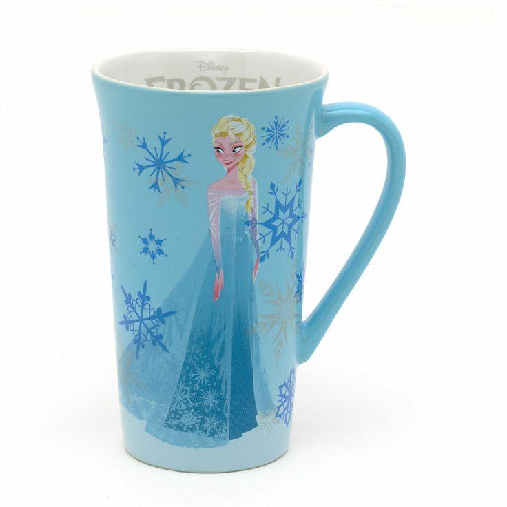 Elsa from Frozen Mug | Mugs | Disney Store