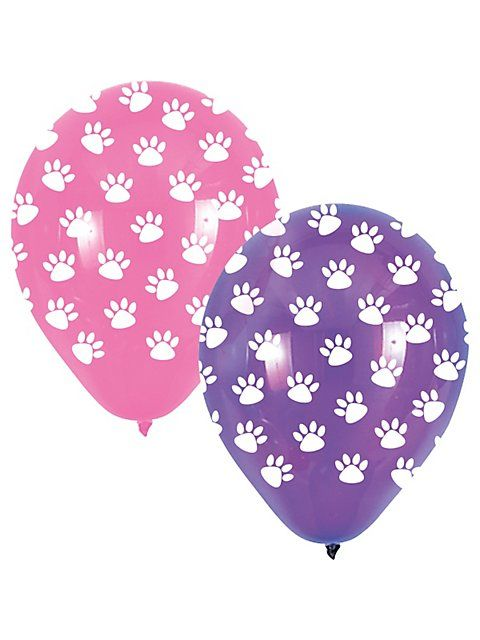 KITTY CAT PARTY BALLOONS