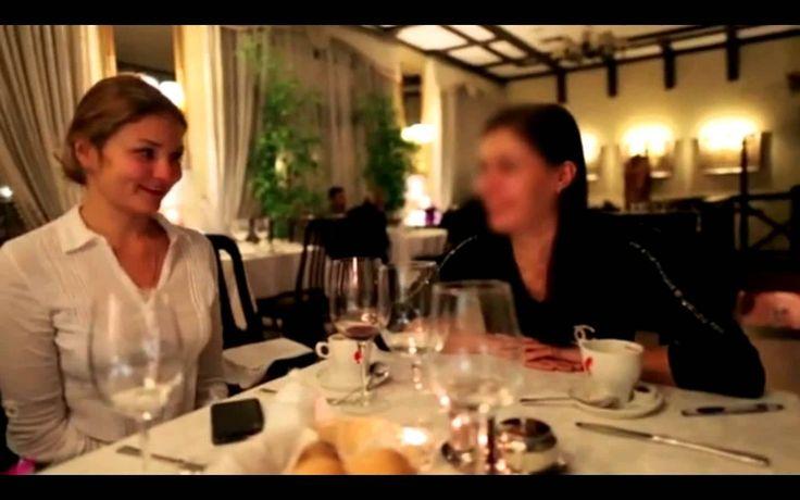 Rencontres Femmes Russie et Ukraine Documentaire de France 5 pour évitez les arnaques sentimentales de la part de femmes de Russie et Ukraine. Comment faire des rencontres réelles et ne pas etre victime des sites de rencontres. https://www.youtube.com/watch?v=U5sg5R8Du9M