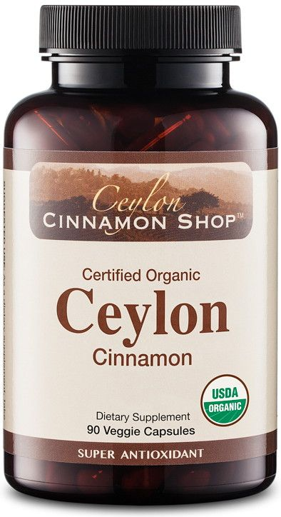 Benefit from the finest quality Ceylon cinnamon supplement available. Our…