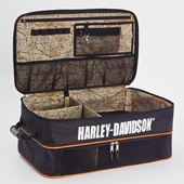Harley-Davidson® Luggage Travel Locker Organizer Black $29.00