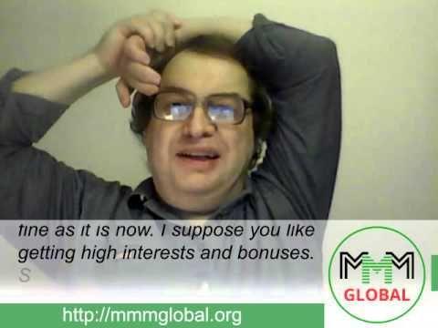 MMM Global, weekly news from Sergey Mavrodi  (2015.08.26)这是一个非常伟大的平台,每天只需要做一个简单的网络任务,30天就可以获得100%的收益,太棒了!!!让我们一起参与一起去改变世界吧!!!