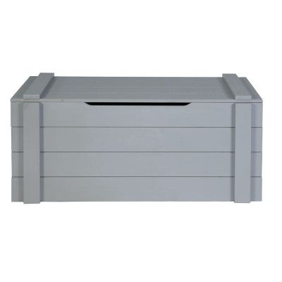 Jools - Storage Box - PEBBLE GREY | Bookcases | Bedroom