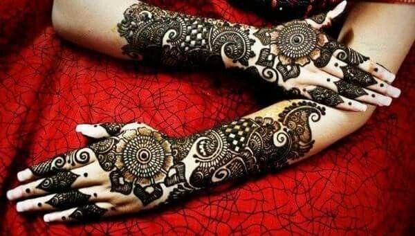 Mehndi Bunch On Arm : Mehndi designs bunch design mehandi