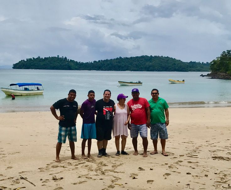 Visit to Gambute Station and Museum in Coiba National Park, Veraguas, Panama